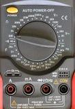 Mètres électrotechniques Photographie stock libre de droits