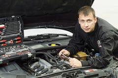 Mécanicien automobile Photographie stock