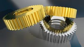 Mécanique de précision illustration stock