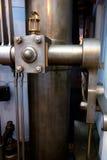 Mécanique industrielle américaine photo stock