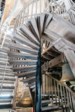 Mécanisme de Bells de cathédrale de Mechelen Image libre de droits