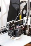 mécanisme de l'imprimante 3d Photos stock