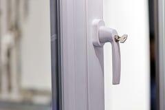 Mécanisme de poignée de porte Photo libre de droits