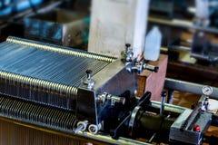 Mécanisme industriel de filtre de cartouche à l'établissement vinicole image libre de droits