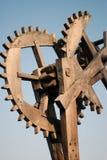 Mécanisme par le bois Photographie stock libre de droits