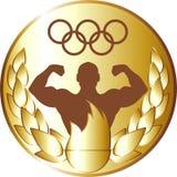 Médaille Images stock