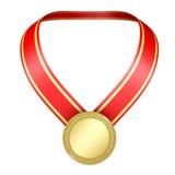 Médaille illustration libre de droits
