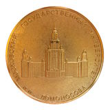 Médaille Photographie stock libre de droits