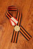 médaille image libre de droits