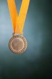 médaille photo stock