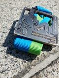 Médaille de finisseur Image libre de droits