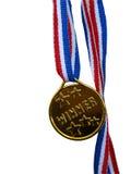 Médaille de gagnant image libre de droits