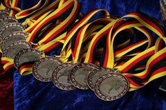 médailles Image stock
