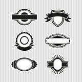 Médaillons 3 illustration stock