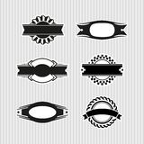 Médaillons 4 illustration stock
