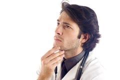Médecin Photo stock