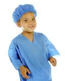 Médecin d'ER Images stock