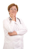 Médecin de famille Image libre de droits