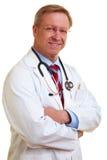 Médecin heureux Photographie stock libre de droits