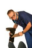 Médecin ou chirurgien Photos stock