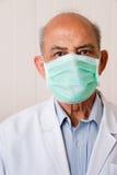 Médecin ou dentiste Images libres de droits
