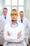 Médecin principal Image stock