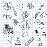M?decine Illustration de Vecteur