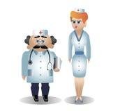 médecine illustration stock