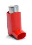 Médecine d'inhalateur Image stock