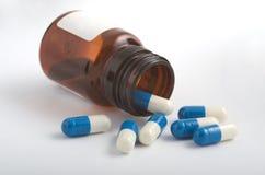 Médecine et pharmacie de pilules Image libre de droits