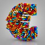 Médecine et pilules à acheter Photo libre de droits