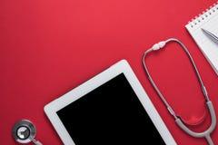 Médecine et technologie neuve Photos libres de droits