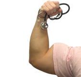 Médecine forte Photographie stock libre de droits