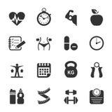Médecine icon3 Image stock