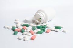 Médecines Images stock