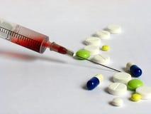 Médecines Image stock