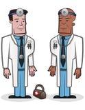 Médecins Photographie stock