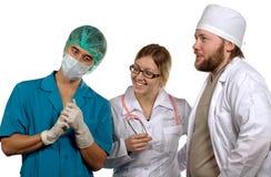 Médecins Photo stock