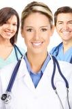 médecins Photo libre de droits