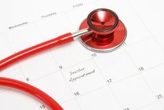 Médecins Appointment Photographie stock libre de droits