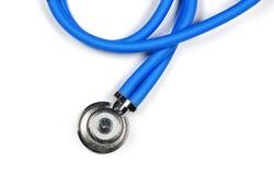 Médecins Stethoscope Vue supérieure Photos libres de droits