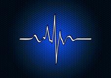 Médical bleu Photographie stock libre de droits