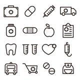 Médical et santé Image libre de droits