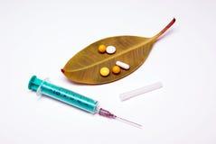Médicament Images stock