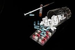 médicament photo libre de droits