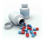 Médicament Image stock