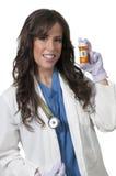 Médico Foto de archivo
