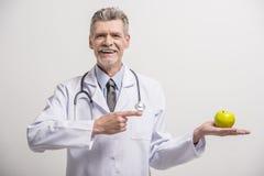 Médico Fotografía de archivo