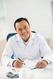 Médico bem sucedido Imagens de Stock
