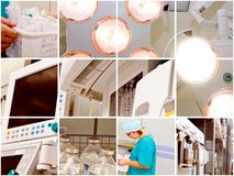 Médico - conceito dos cuidados médicos Fotografia de Stock Royalty Free
